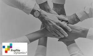 Krijg meer inzicht in de intrinsieke motivatie van je medewerkers door Profile Dynamics. Simelius Business Improvement verzorgt drijfveren analyses en trainingen op basis van het gedachtegoed van C. W. Graves.