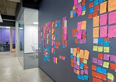 Visual management implementeren door Simelius Business Improvement, Change, Lean, Agile, Design Thinking